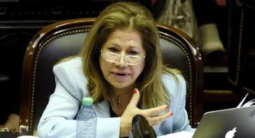 Graciela Camaño, nueva presidenta de la Comisión de Selección y Escuela Judicial del Consejo de la Magistratura
