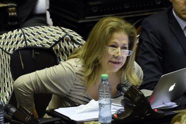 Graciela Camaño ante la Reforma Judicial sentenció :