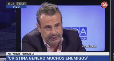 """Ari Paluch regresa a las mañanas de Radio Latina: """"Macri quiere a Cristina en el ring"""""""