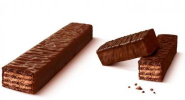 ANMAT prohibió la venta de una oblea rellena con chocolate por rotulado ilegal
