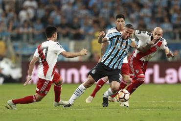 River o Gremio: ¿cuándo dirá Conmebol quién es segundo finalista de la Copa Libertadores?