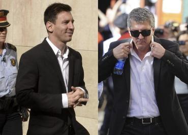 Jorge Messi busca una salida amistosa de Lio del Barcelona y se reúne con Bartomeu