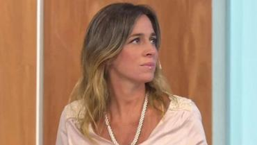 La periodista Sandra Borghi sufrió violento robo