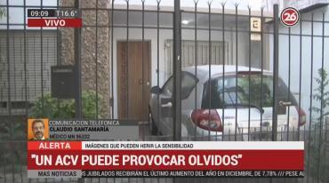 Claudio Santamaría sobre beba que murió por asfixia en auto: