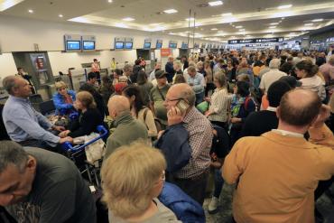 Huelga en Aerolíneas: dejarán en suspenso las sanciones a empleados