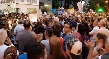 Villa Ballester: masivo pedido de Justicia por la muerte de Zaira Rodríguez