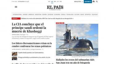 ARA San Juan: la reacción de los medios del mundo tras confirmar hallazgo