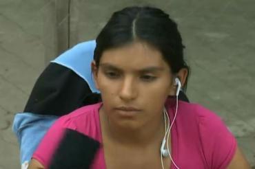 Caso Sheila: liberaron a la tía, Leonela Ayala