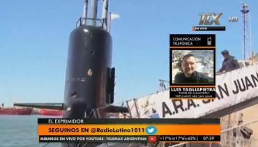 Padre de tripulante del ARA San Juan: