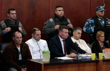 Condenas por Triple Fuga: 10 años a Martín Lanatta y 8 a Christian Lanatta y Víctor Schillaci