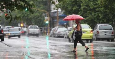Después del calor, llegan las lluvias en Capital Federal y alrededores