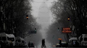Alerta por tormentas fuertes y granizo en Buenos Aires