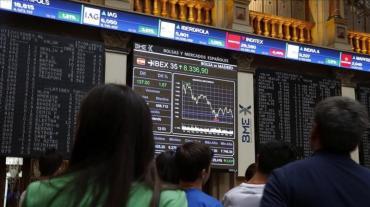Wall Street: acciones argentinas se desplomaron hasta 7,6% en Nueva York