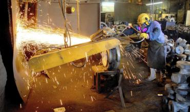 Industria manufacturera cayó 8,5% interanual en febrero 2019, según Indec