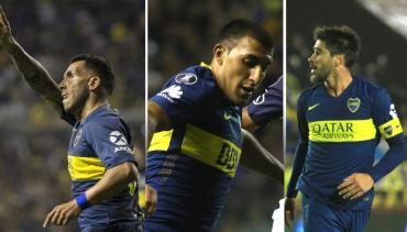 Tevez, Wanchope y Pérez ¿sin Superfinal por insultar a oficial de Conmebol?