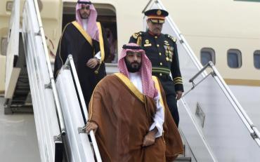 G20: Fiscal pide conocer si el Príncipe saudí tiene causas por delitos de lesa humanidad