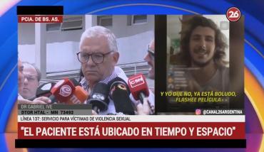 Tras pericias psiquiátricas, Rodrigo Eguillor no quedará internado