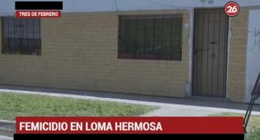 Horror en Loma Hermosa: arrojan desde un auto el cuerpo de una mujer