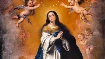 """Efemérides: 8 de diciembre """"Día de la Inmaculada Concepción"""""""