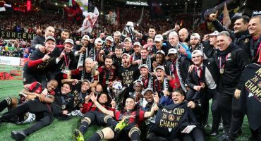 """""""Tata"""" Martino, el Rey de la MLS: se consagró campeón y deja el Atlanta United por puerta grande"""