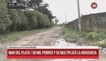 Mar del Plata, pobreza, basura e inseguridad: más denuncias contra el intendente Arroyo