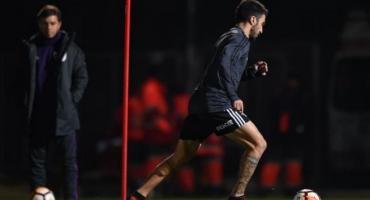 River: Scocco recibió alta médica y podría estar en la semifinal del Mundial de Clubes