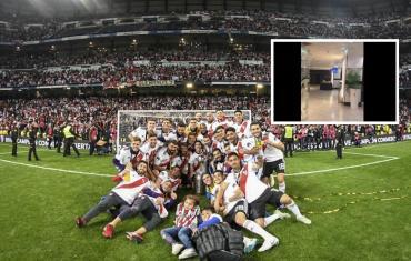 La gran final desde adentro: así se vivió el River-Boca en los palcos del Bernabéu