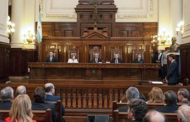 Expectativa por fallo clave de la Corte Suprema para jubilados y pensionados