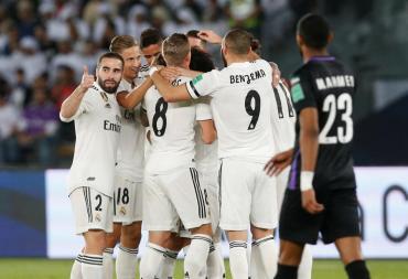 ¡Imparable! Real Madrid venció al Al Ain y se coronó campeón del Mundial de Clubes