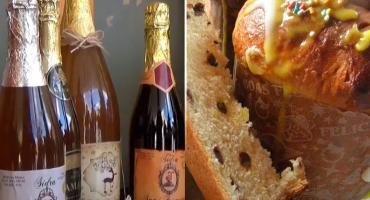 Mesa de Navidad: precios de sidra y pan dulce varían hasta 50% según donde se vendan
