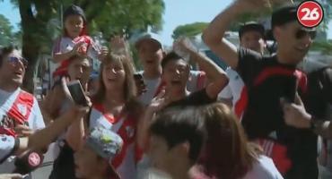 Fiesta Millonaria: los hinchas de River y toda la previa en el Monumental