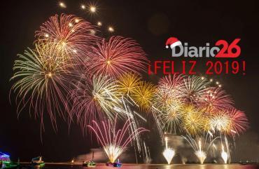 ¡Feliz 2019... es el deseo de todos los que hacemos DIARIO26.COM!