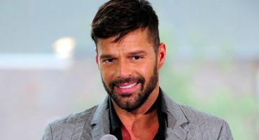Ricky Martin y su foto más tierna con Lucía, su pequeña hija