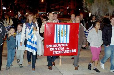 Crece el pedido de mano dura en Uruguay ante preocupante récord de asesinatos