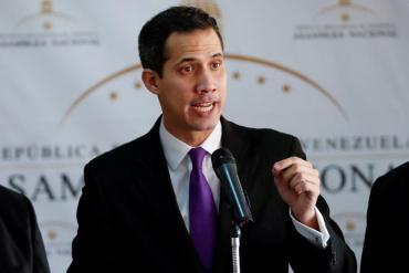 Servicio de Inteligencia de Maduro detuvo y luego liberó al presidente de la Asamblea Nacional