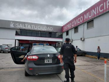 Operativos en Salta por evasión al fisco: detalles del allanamiento