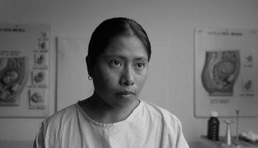 Yalitza Aparicio, protagonista de Roma, es la primera indígena nominada a un Oscar