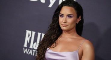 Demi Lovato celebró seis meses alejada de las drogas y el alcohol