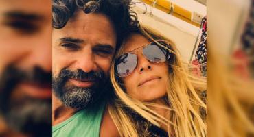 Una foto confirmaría la reconciliación de Sabrina Rojas y Luciano Castro