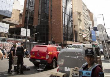 Incendio en Hotel Las Naciones: una mujer murió y hubo más de 40 heridos