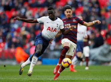 Tottenham logró un ajustado triunfo ante Newcastle y sigue prendido en la lucha