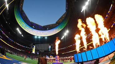 Las increíbles mejoras tecnológicas presentadas en el Super Bowl LIII