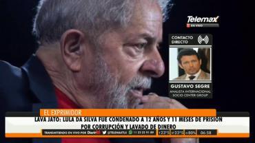 Lula da Silva condenado: