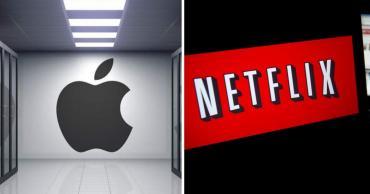 Apple aconsejado por J.P Morgan para adquirir Netflix