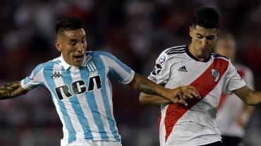 La peor noticia para River: Exequiel Palacios sufrió la fractura del peroné ante Racing