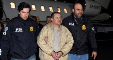 El narcotraficante Chapo Guzmán, condenado a cadena perpetua en EE.UU.