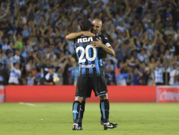 Superliga: Racing goleó a Godoy Cruz y alcanzó en la cima a Defensa y Justicia