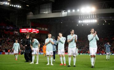 Champions League: Bayern Munich logró valioso empate ante Liverpool