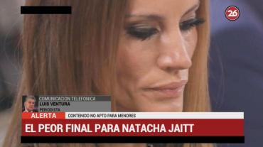 Luis Ventura sobre Natacha Jaitt: