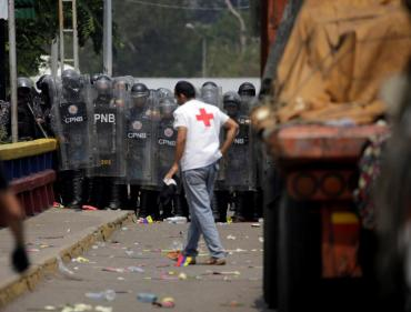 Venezuela: al menos 4 muertos y decenas de heridos tras represión de policía en frontera